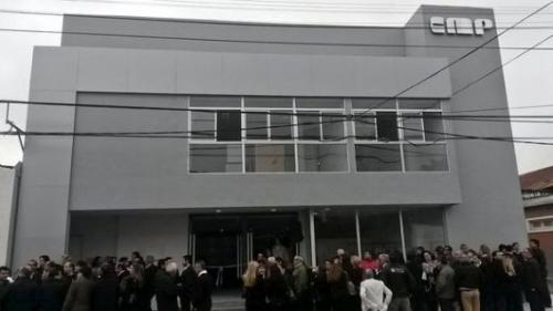Las oficinas de la Caja Municipal que operan en el corralón municipal se trasladan a la Dirección de Tránsito
