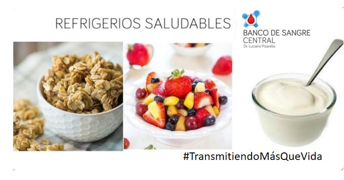 """El Banco de Sangre implementará en febrero un """"refrigerio saludable"""""""