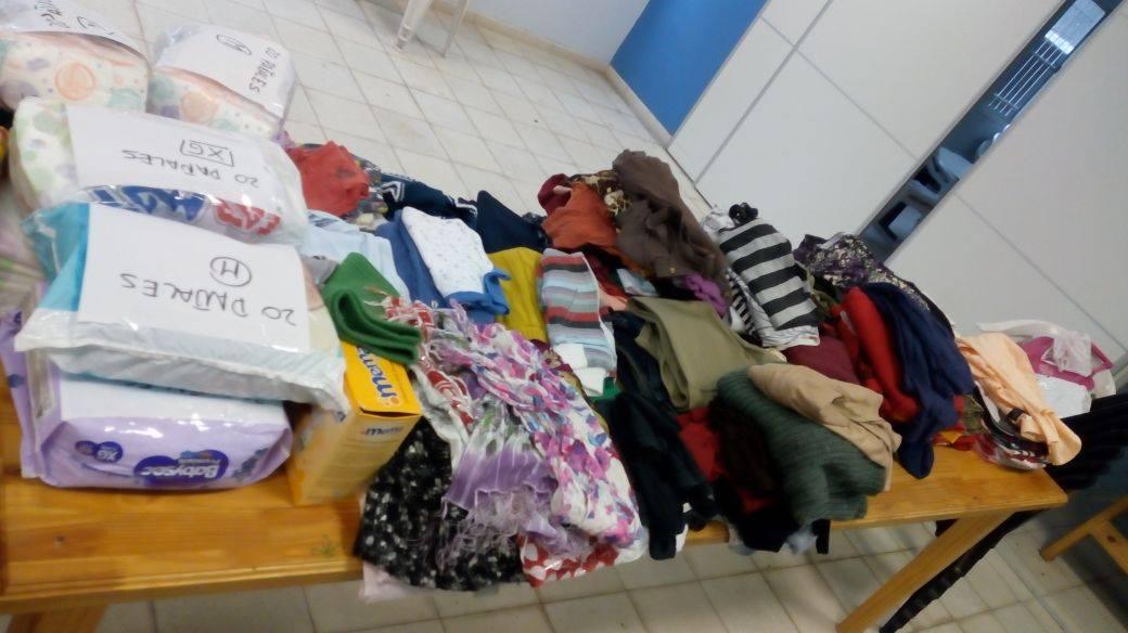 La Municipalidad comenzará a distribuir alimentos e indumentaria a familias afectadas por las lluvias