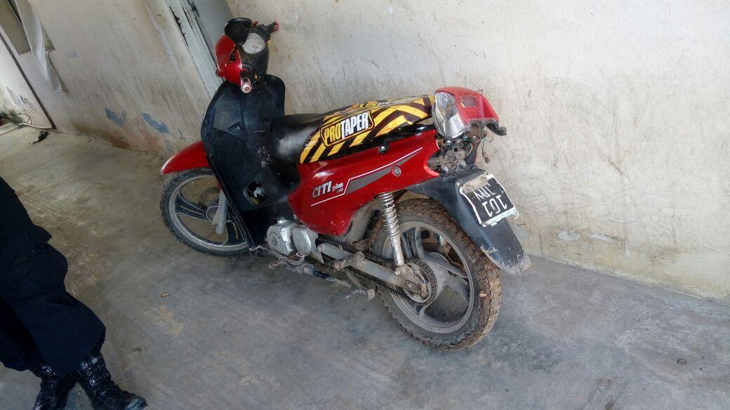 Tras un rápido accionar lograron recuperar una motocicleta recientemente sustraída.