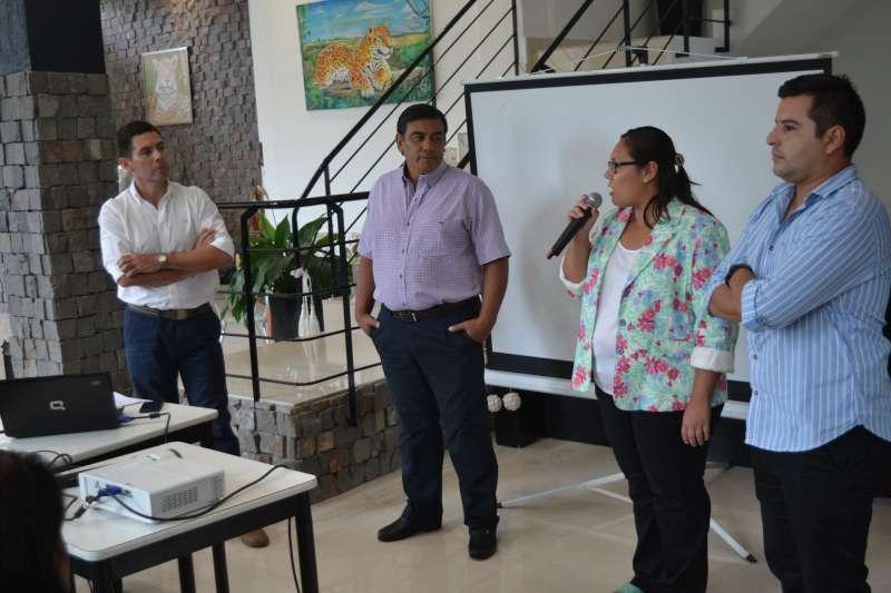 Referentes turísticos se reunieron  en Concepción del Yaguareté Corá