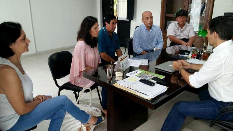 El Ministro de Turismo se reunió con integrantes de la Asociación Civil MAITEI de Loreto