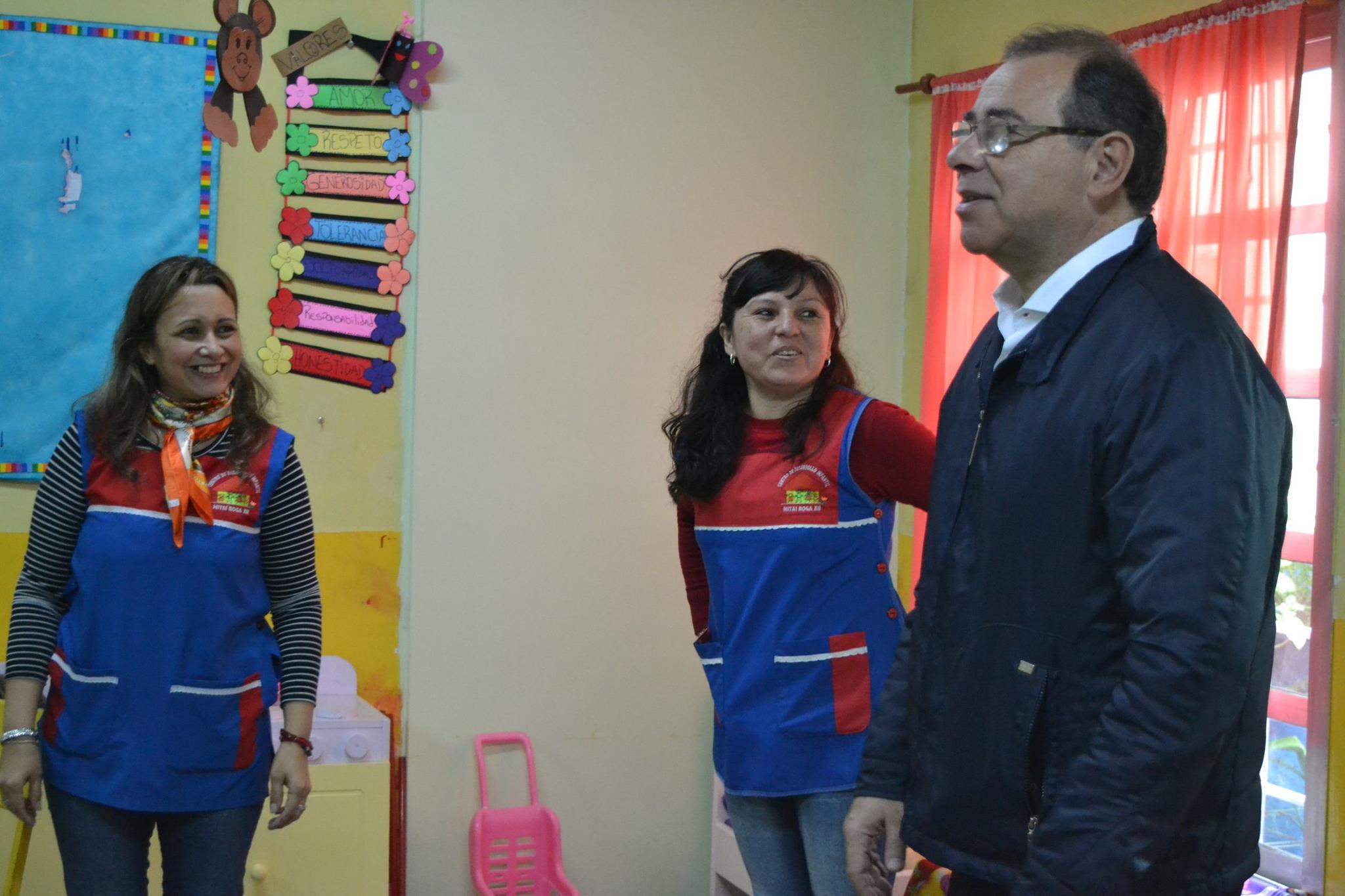 Comienza la inscripción para los Centros de Desarrollo Infantil