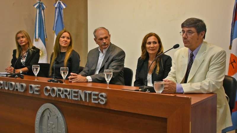 """La Municipalidad relanzó el programa """"Municipios Saludables"""""""