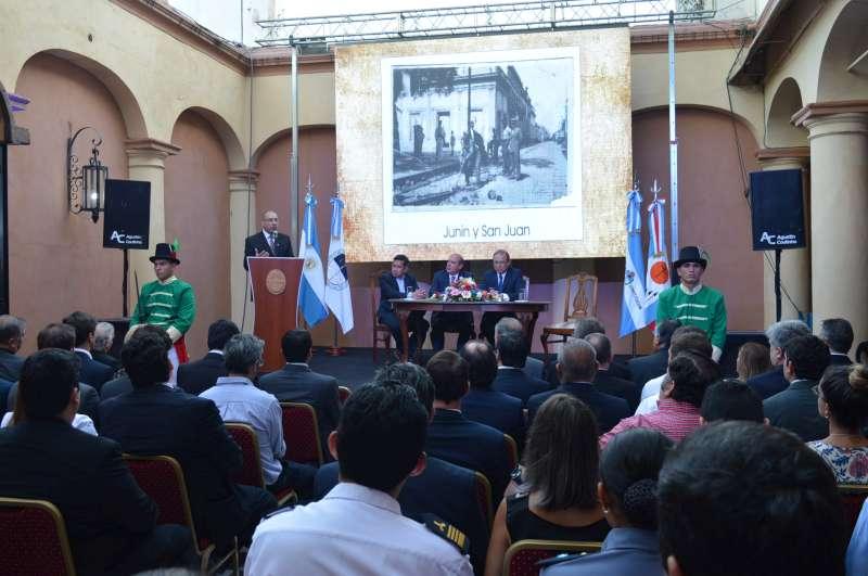 El Concejo declara de Interés el 154º Aniversario de la creación de la Municipalidad de Corrientes