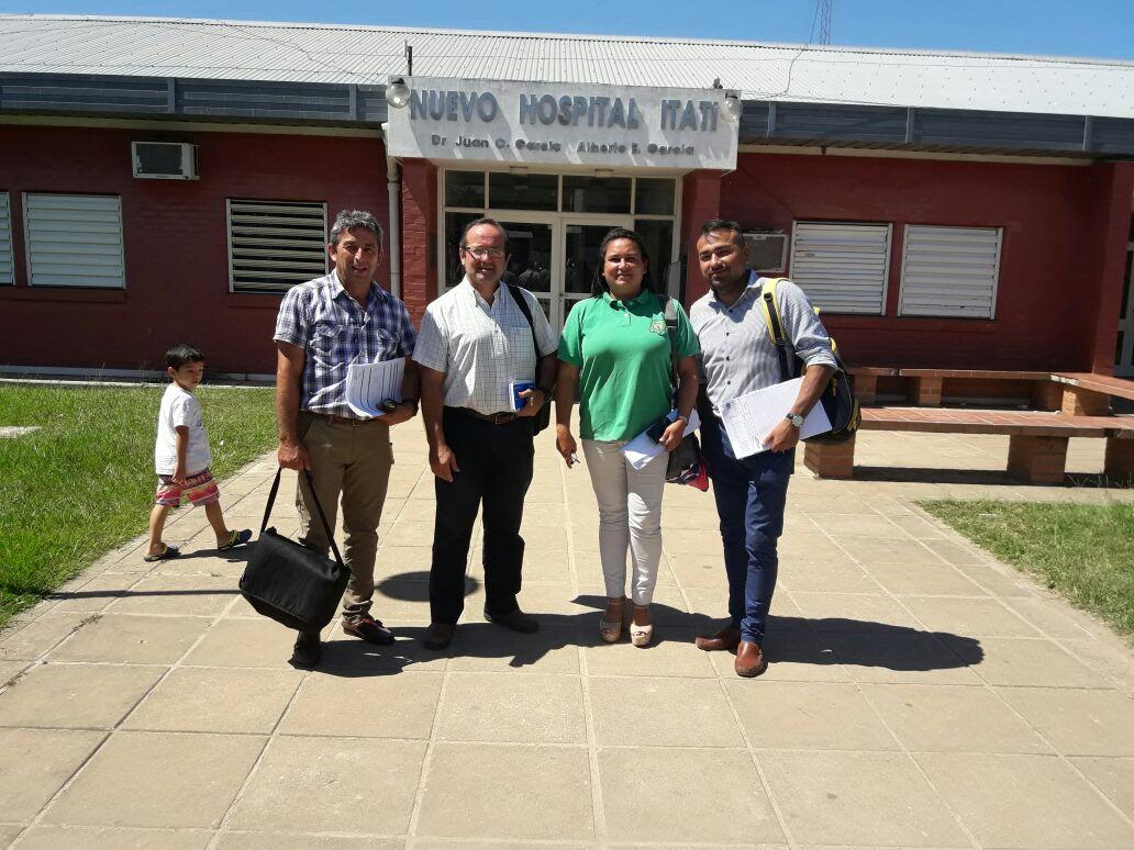 Agentes sanitarios participaron de una capacitación en Itatí