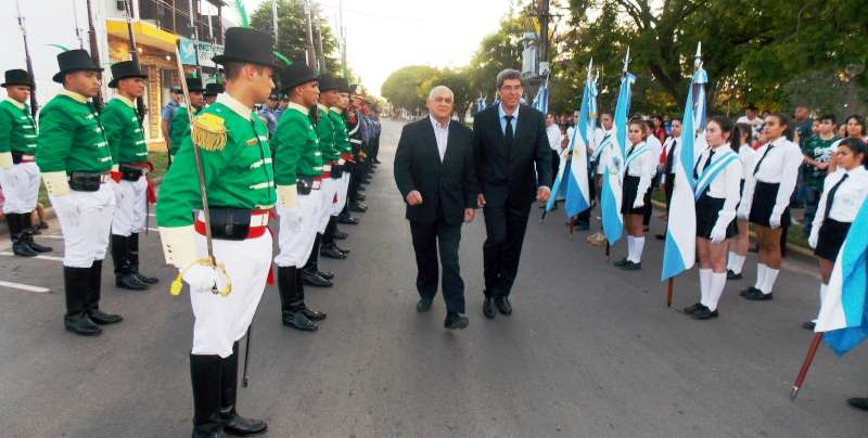 Gobierno Provincial, en el 205 Aniversario del paso a la inmortalidad del Sargento Cabral