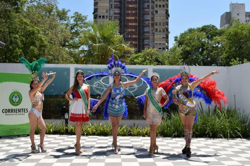 El municipio de El Sombrero invita a sus noches de corsos