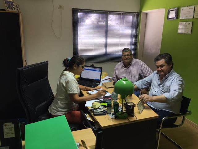 Renatre Corrientes coordina tareas de fiscalización conjunta y capacitación