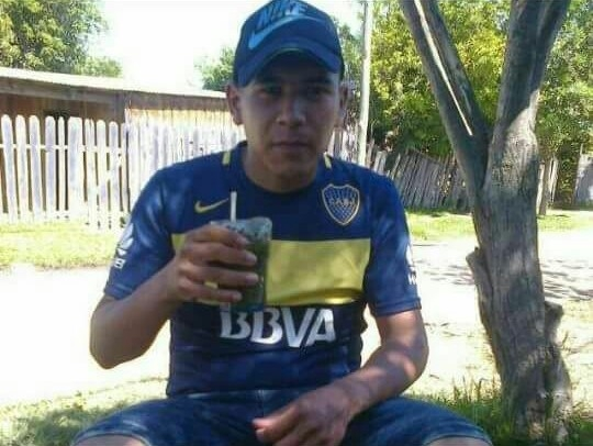 Se solicita el paradero de Luis Antonio Ramírez de 26 años de edad
