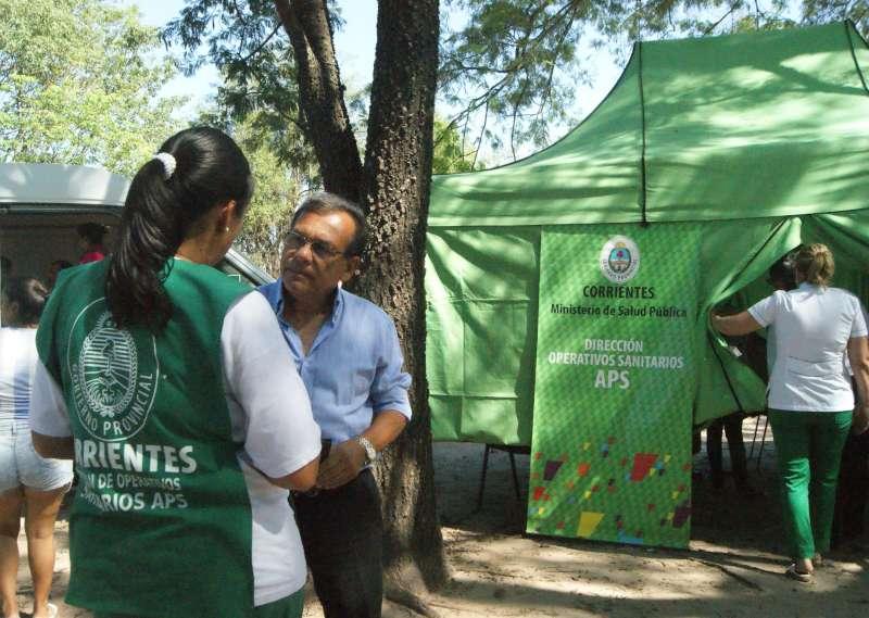 Salud Pública realizará un operativo integral en el barrio Cichero