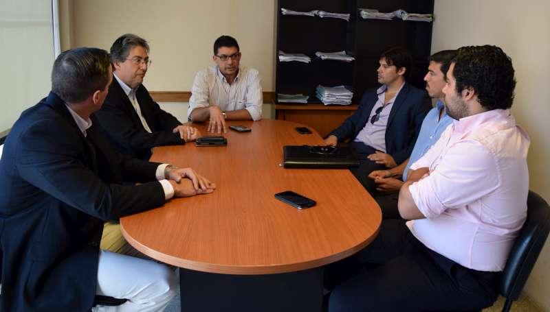 El Subsecretario Ahmar se reunió con referentes de asociaciones de defensa del consumidor