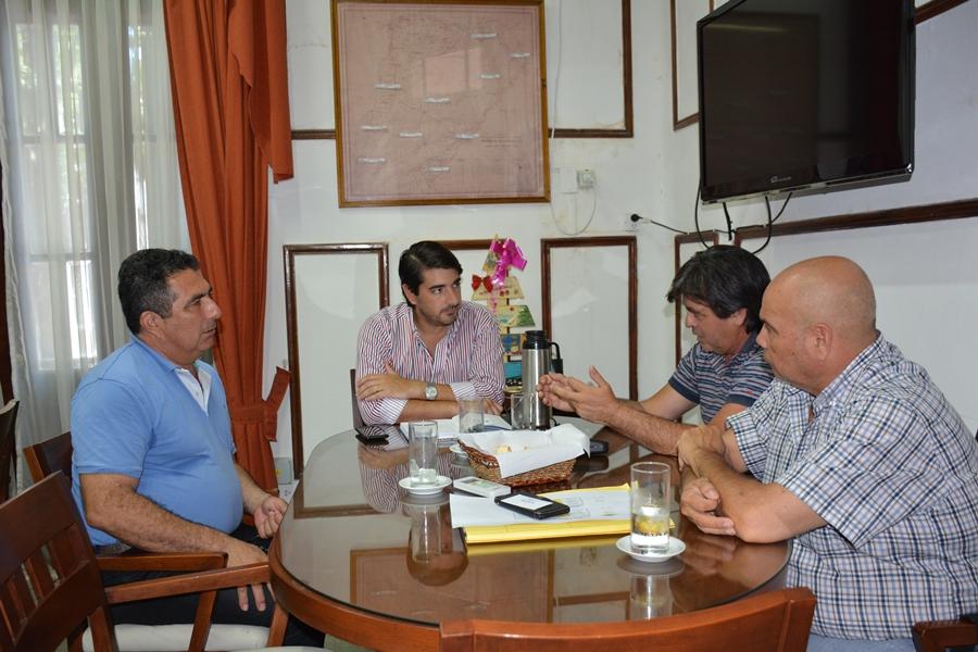 La Subsecretaría de Trabajo planifica acciones junto a sindicatos