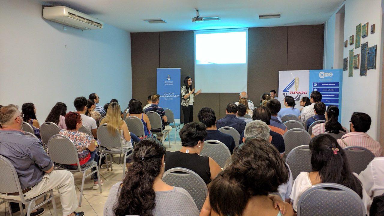 Más de 60 personas participaron del primer consultorio emprendedor