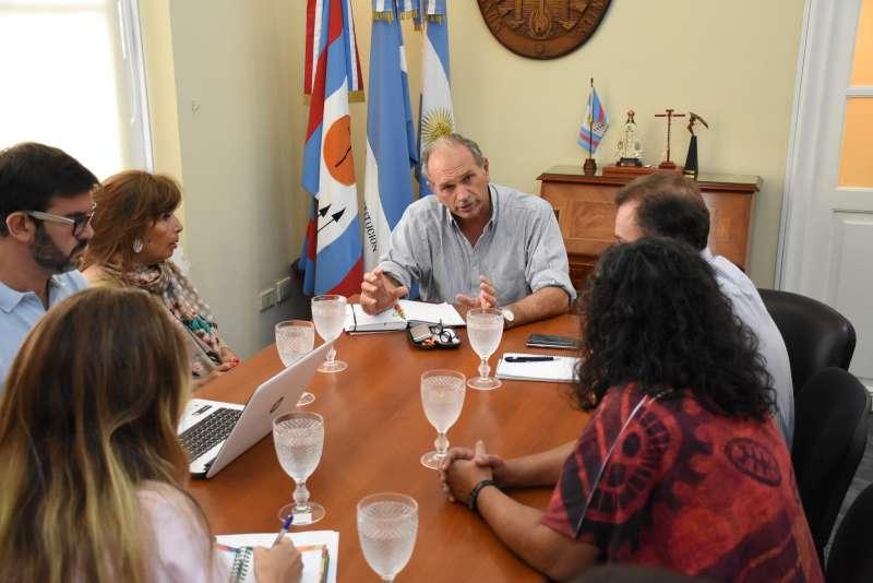 La Municipalidad planifica acciones preventivas relacionadas al consumo de sustancias prohibidas
