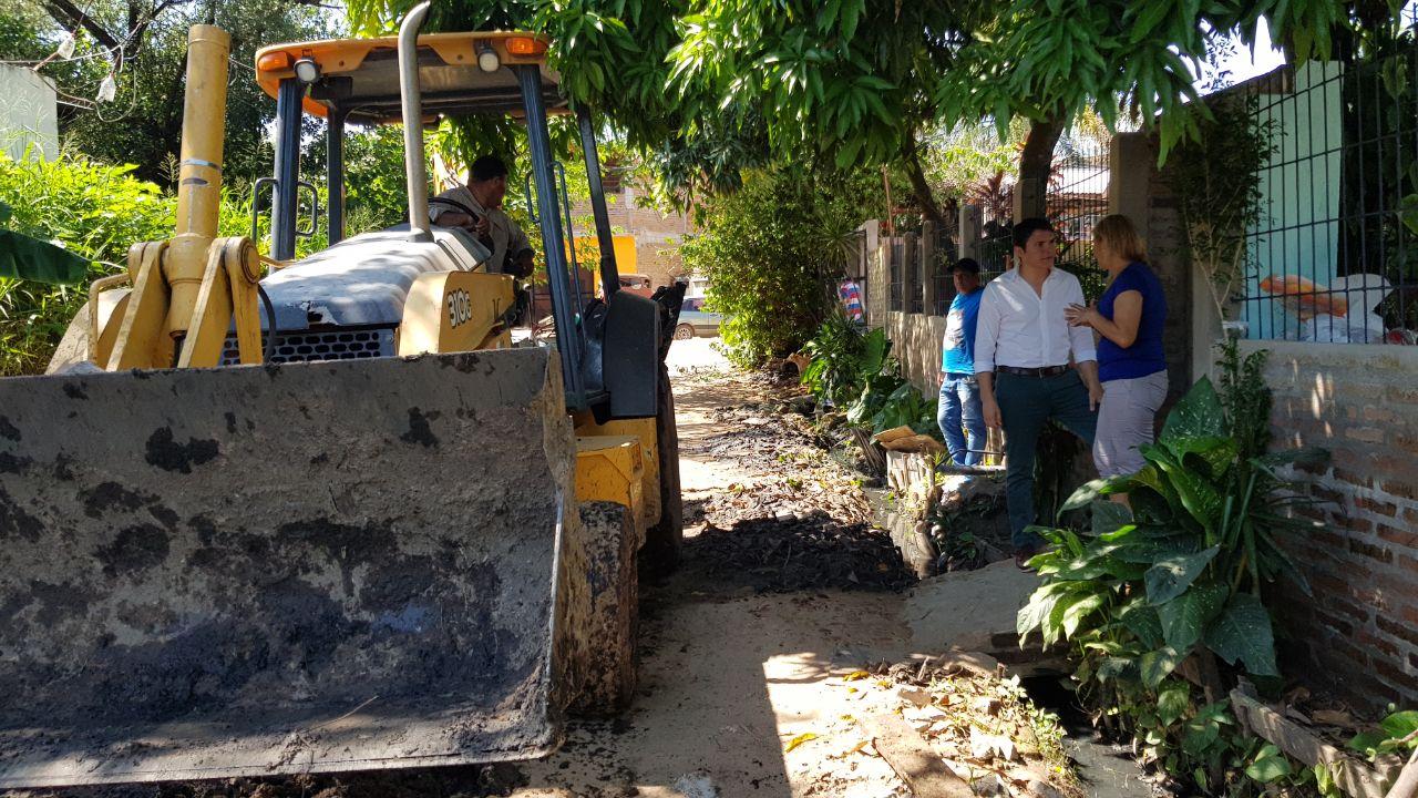 Junto a Nación y Provincia, la Municipalidad asiste a vecinos de zonas ribereñas