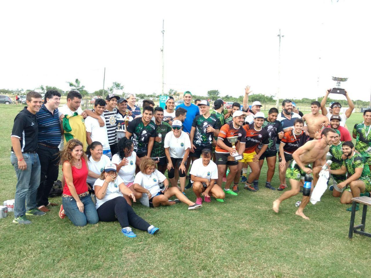 Con el Seven del Carnaval en Corrientes, llego a su fin el Circuito de Rugby
