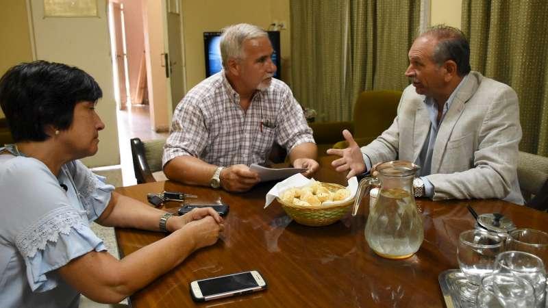 La Municipalidad y el Colegio Médico de Corrientes elaboran proyectos en conjunto