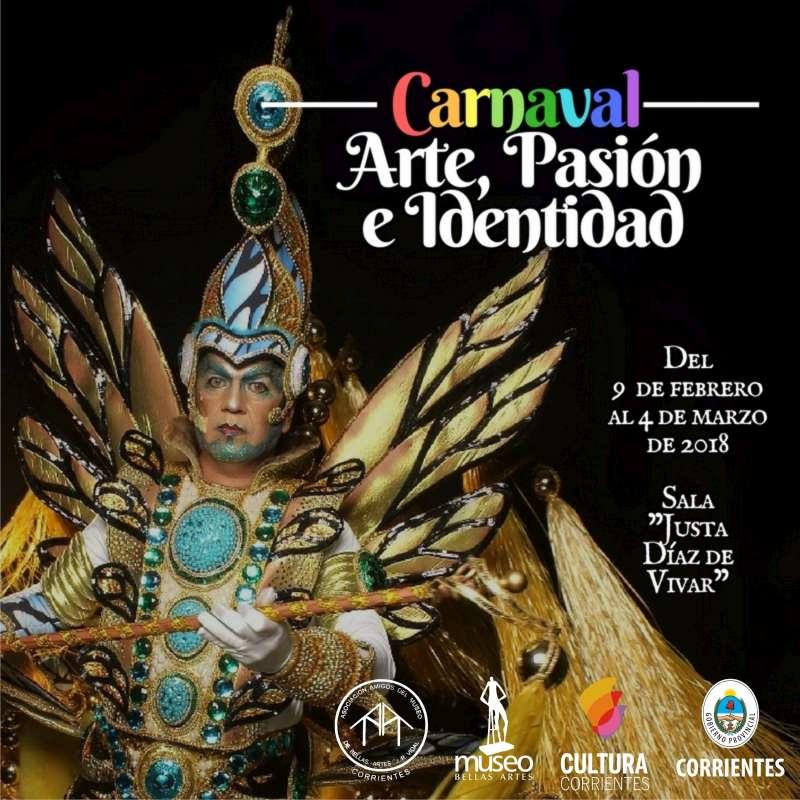 """Muestra """"Carnaval, Arte, Pasión e Identidad"""""""