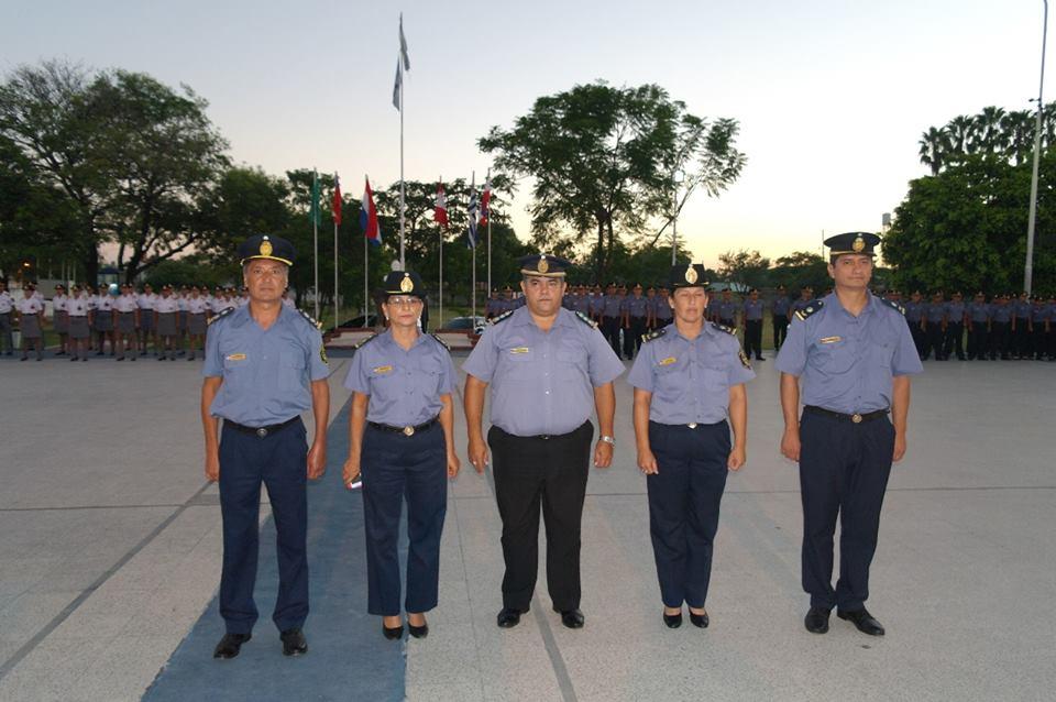 Asume el Rector del Instituto Superior de Formación Policial y el Jefe de División de la Escuela de Sub-Oficiales
