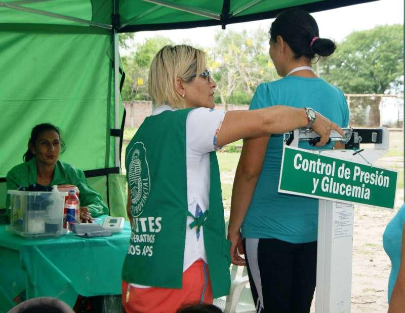 La Provincia realizará operativos sanitarios en barrios de la capital