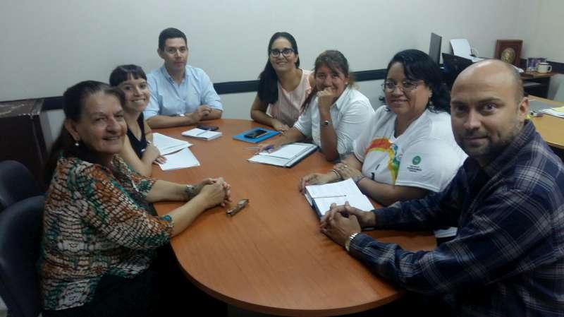 Reunión operativa con referentes del Observatorio Turístico de Corrientes
