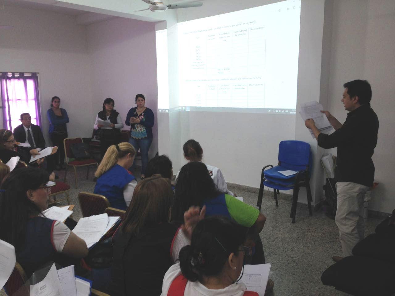 Avanza la inclusión de los Mitai Roga al Plan Nacional de Primera Infancia
