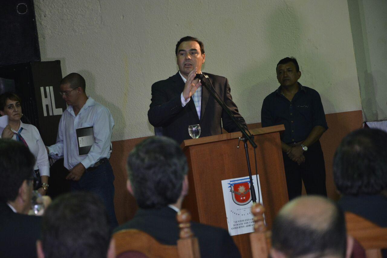 Berón de Astrada festejó su aniversario 254 con la presencia del gobernador Gustavo Valdés
