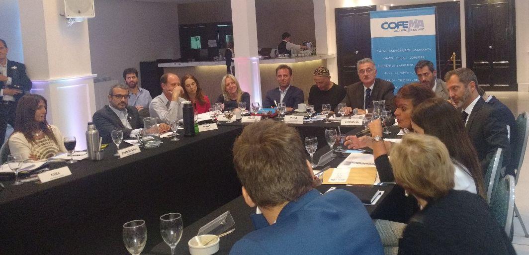 Corrientes preside Comisión de Evaluación de Impacto Ambiental