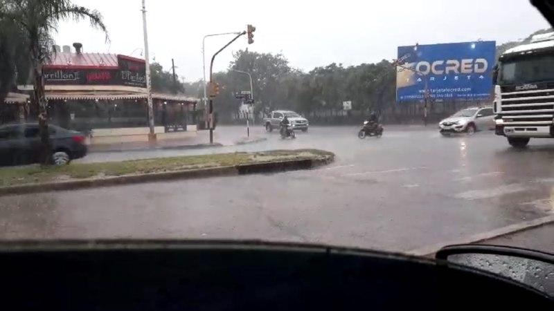 A pesar de la lluvia Corrientes no se inundó