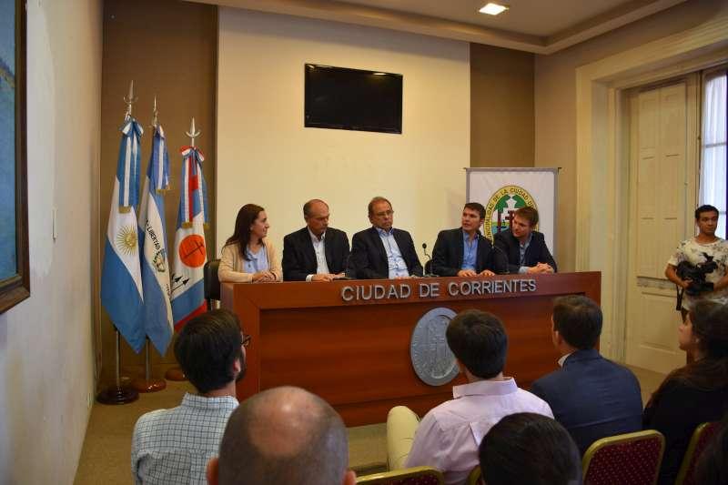 Corrientes profundiza el proceso de modernización del Estado