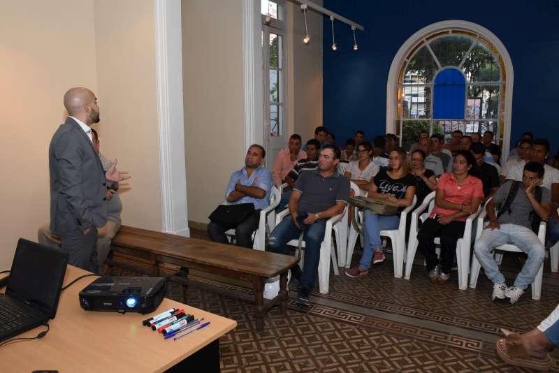 La Municipalidad inició charlas informativas para interesados en formar parte de la Guardia Urbana