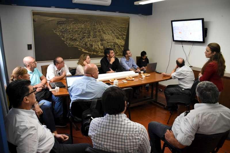 La Municipalidad avanza con la actualización del Código de Planeamiento Urbano