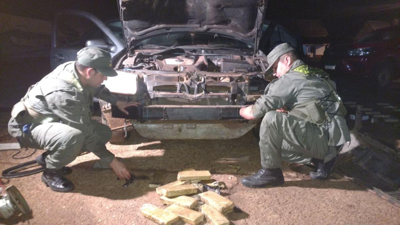 "Operativo ""Tereré"", incautan más de 46 kilos de marihuana, dos detenidos"