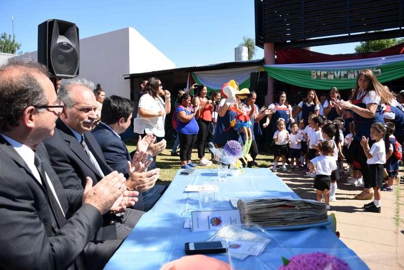 Eduardo Tassano dejó habilitado el Ciclo Lectivo 2018 de los Mitaí Roga