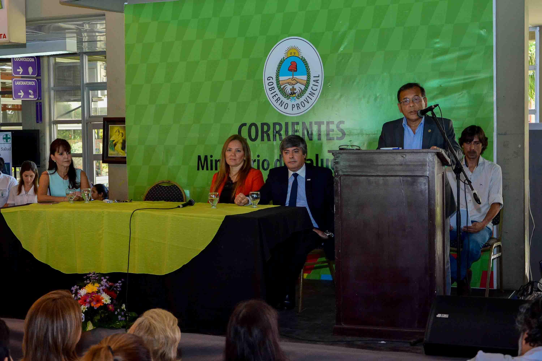 """Ministro Ricardo Cardozo: """"desde la Provincia vamos a seguir consolidando las residencias médicas"""""""