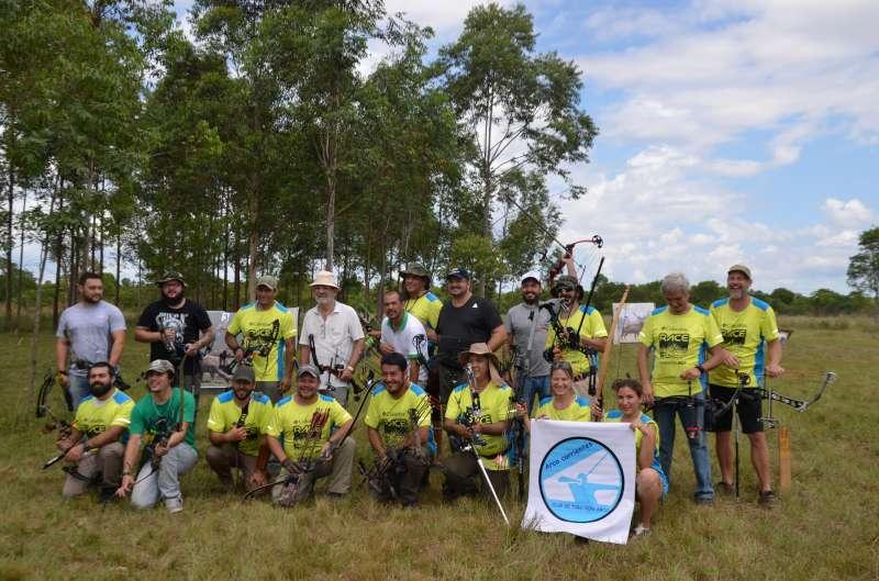 Corrientes disfrutó de una espectacular jornada de tiro con arco