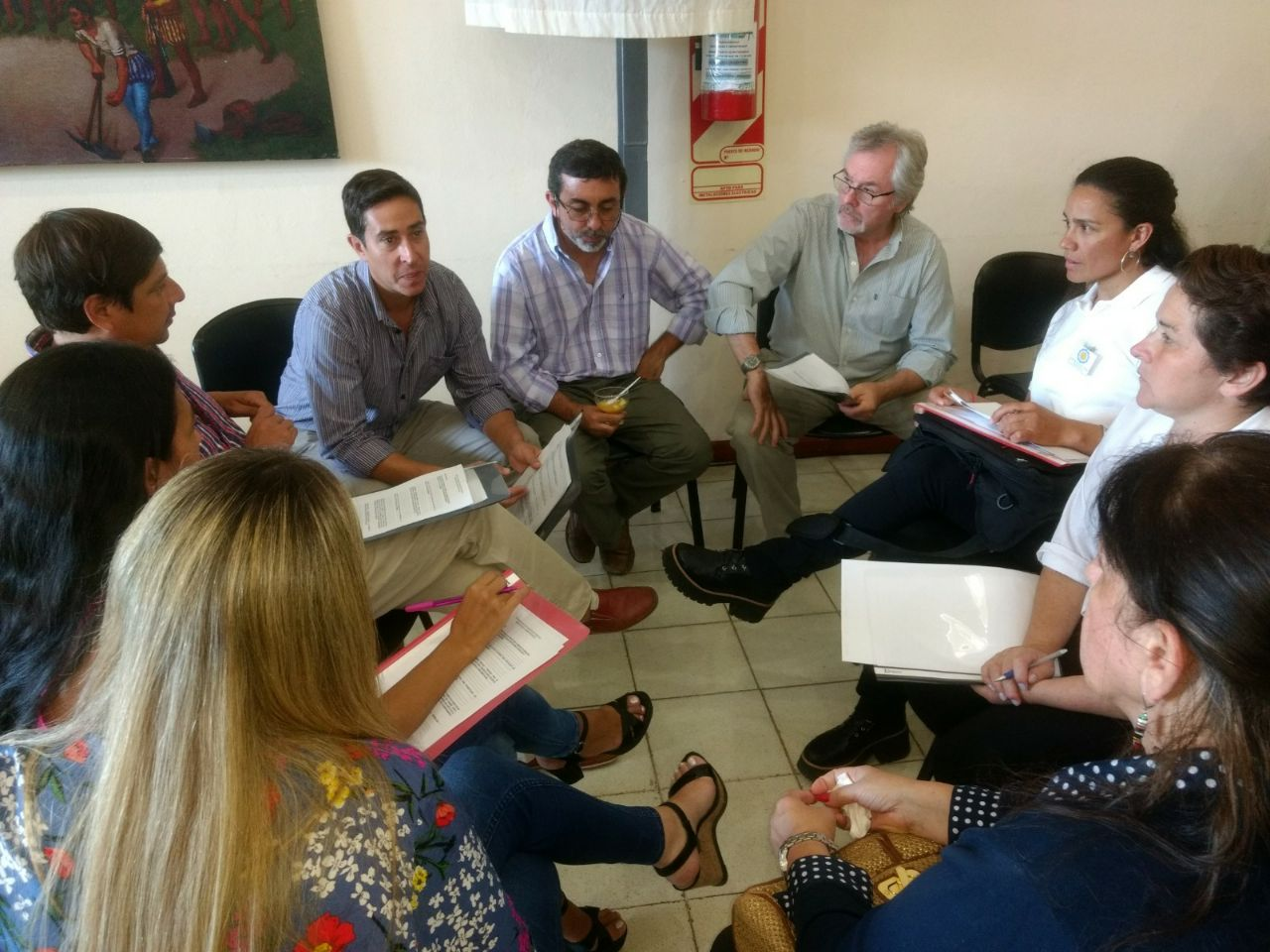 """Se realizará en cinco localidades el Curso de Aprendizaje  Combinado """"Hospitalidad con el Visitante"""""""