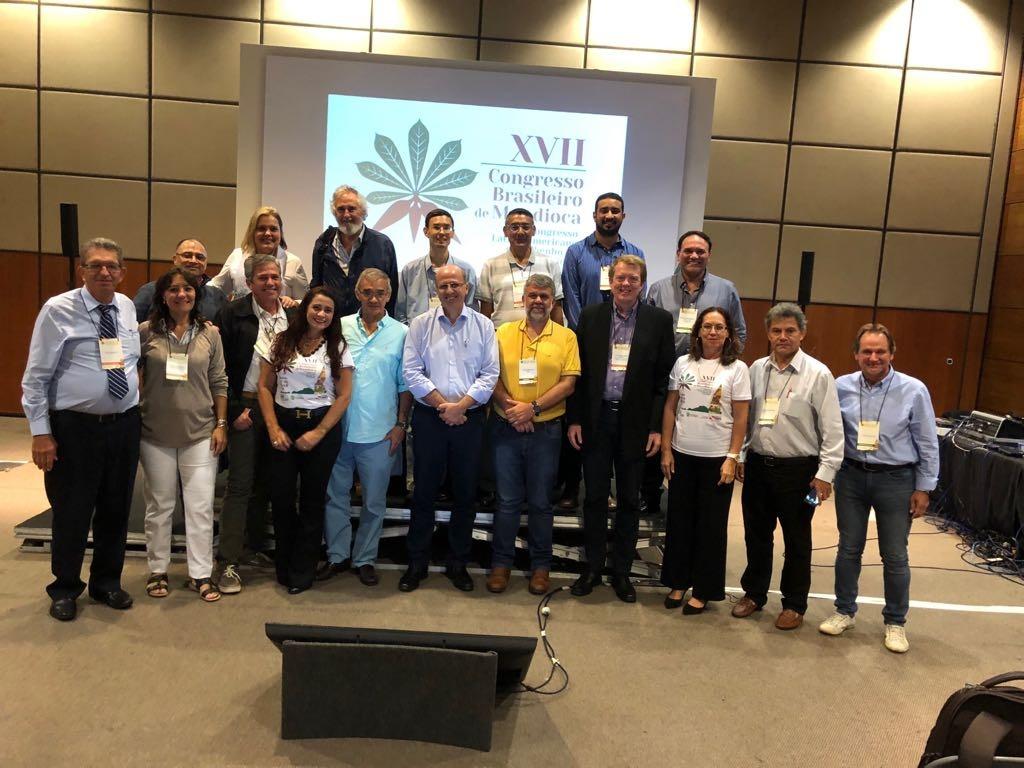 Mandioca: en Congreso Latinoamericano se expuso sobre la realidad del cultivo en la Argentina