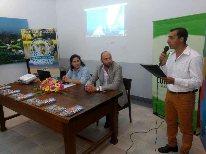 San Cosme invita a la VIII° Pesca  de la Palometa con Degustación