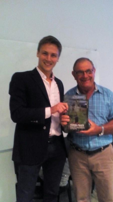 Se presentó el libro sobre el cultivo de yerba mate