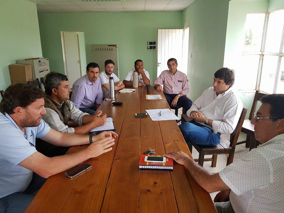 Avanza la conformación del Consejo de Administración del Parque Forestoindustrial Santa Rosa