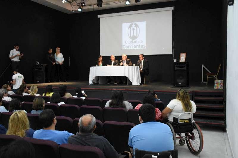 Se puso en marcha el Consejo Municipal para Personas con Discapacidad