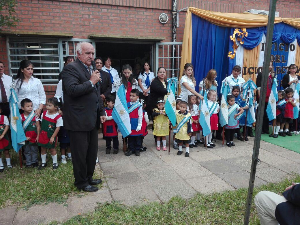 Apertura del Ciclo Lectivo de los Centros de Desarrollo Infantil