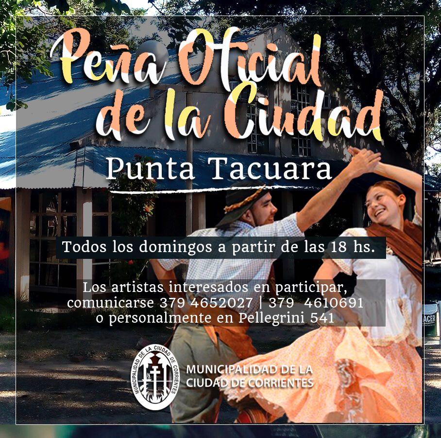 La Municipalidad  prepara una variedad de actividades culturales y shows en vivo en la Costanera