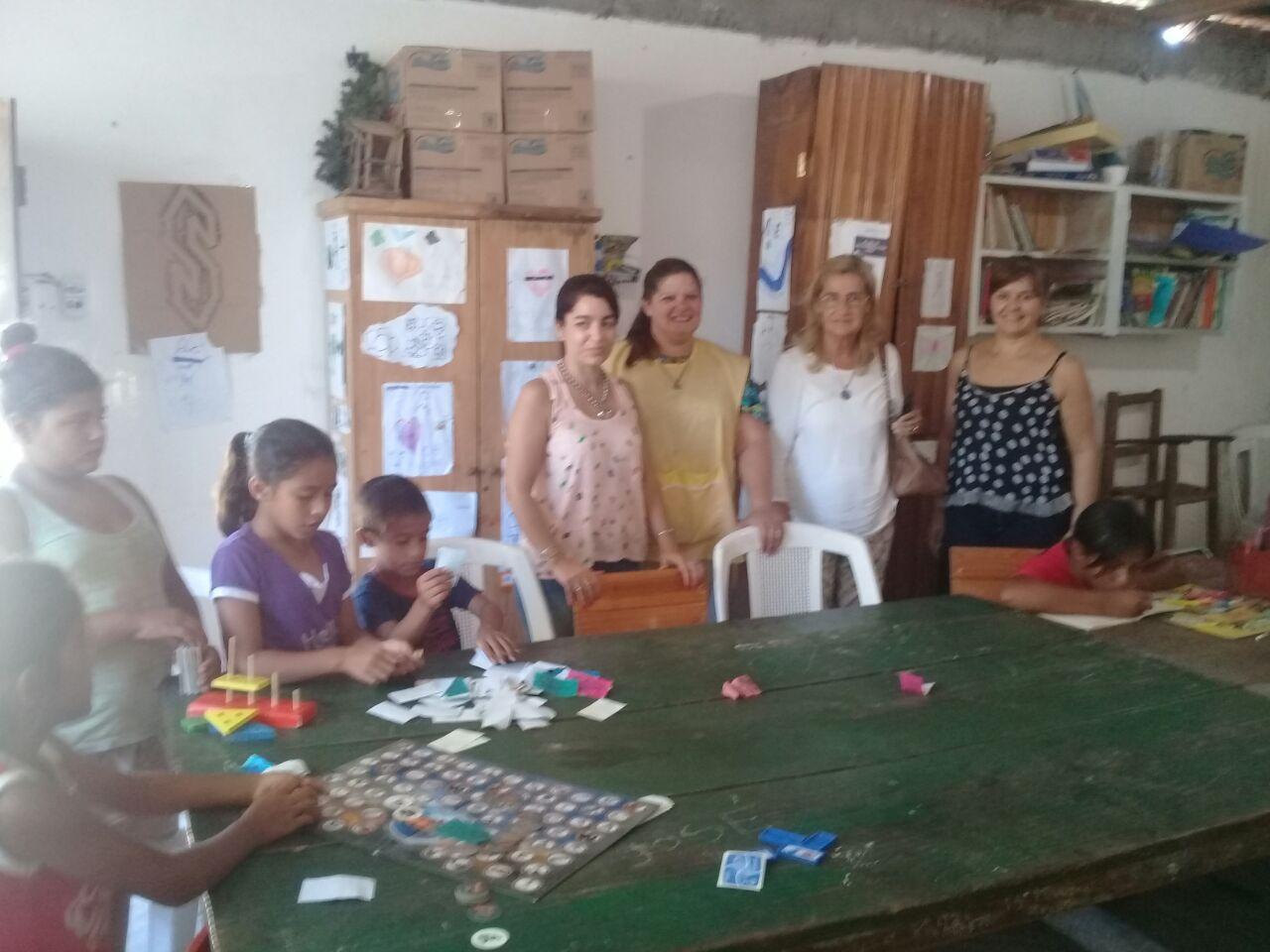 Desarrollo Social realizo relevamientos sociales en instituciones de Esquina