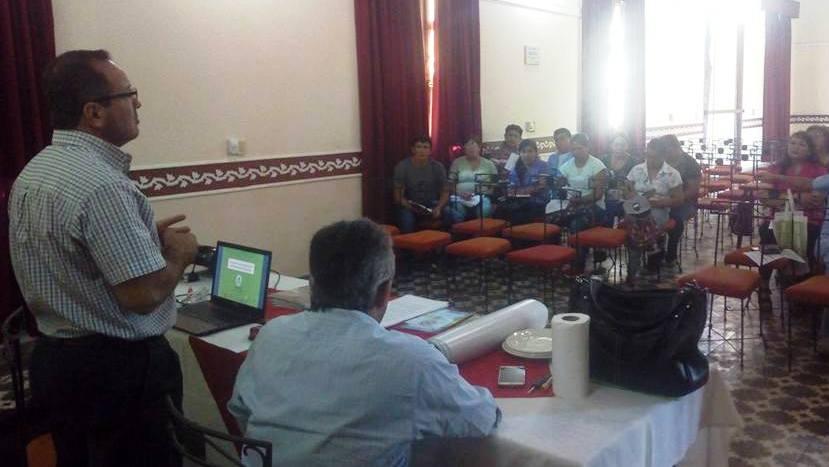 Agentes sanitarios participaron de una capacitación en Ituzaingó