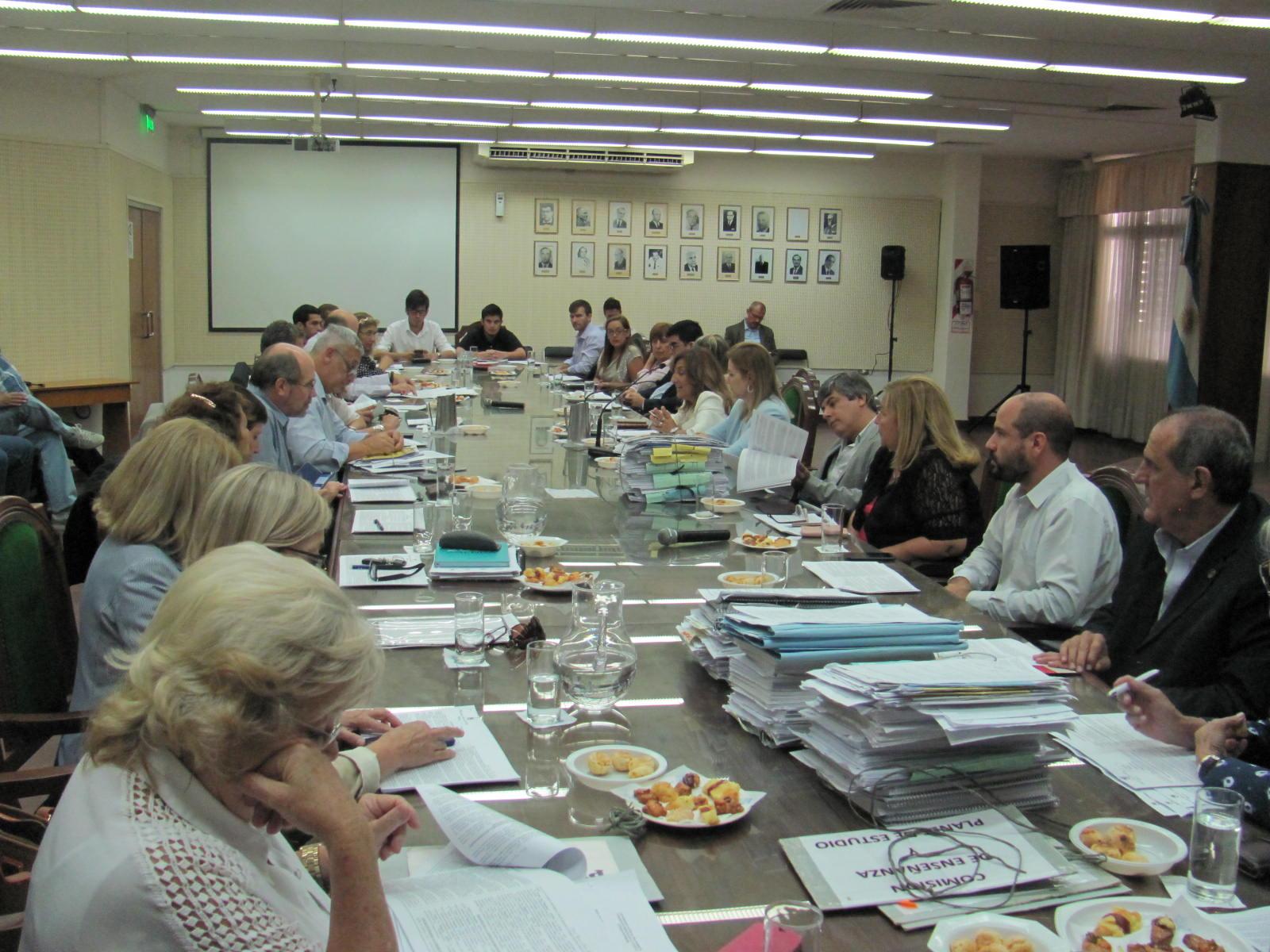 Primera Reunión Ordinaria del Consejo Superior