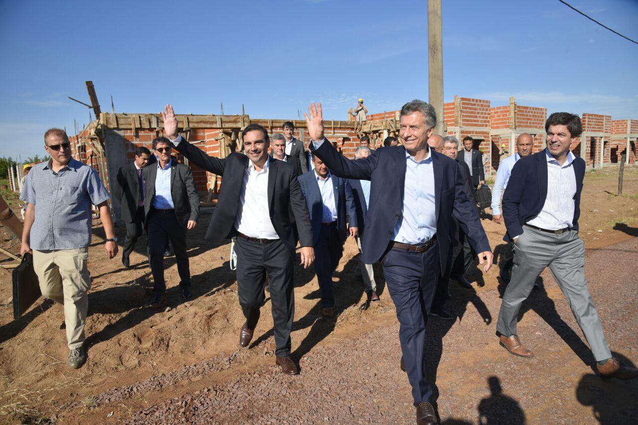 Valdés viaja a Misiones para reunirse con el Presidente Macri y Gobernadores del NEA