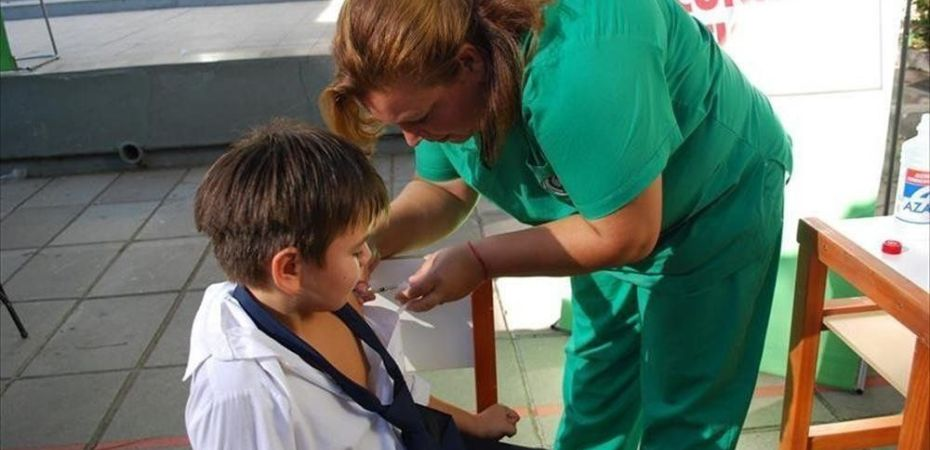 Corrientes presentará la Campaña de Vacunación Escolar